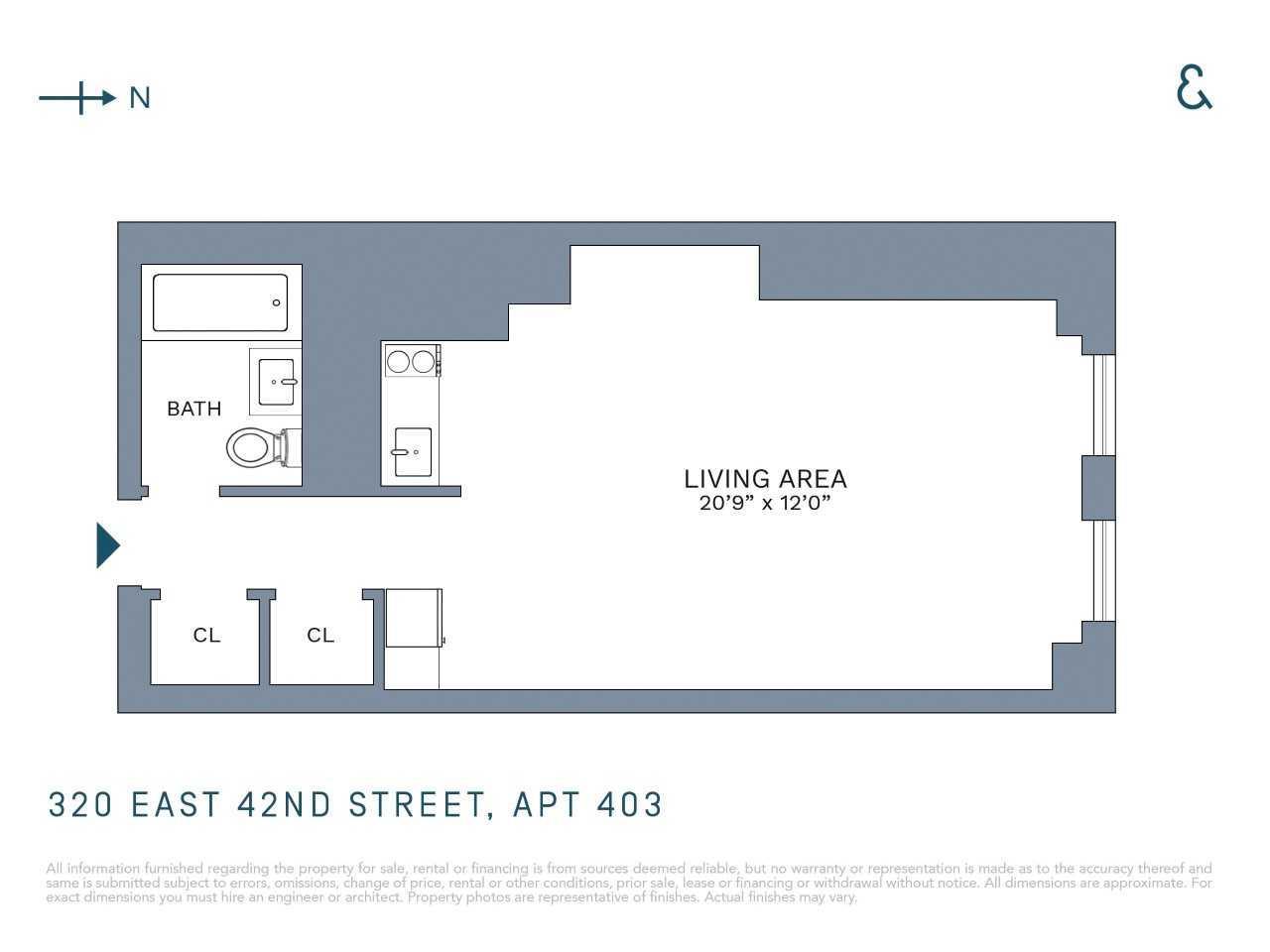320 East 42nd Street 403 Tudor City New York NY 10017