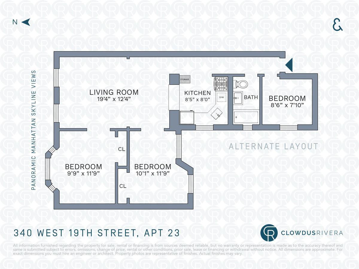 340 West 19th Street Chelsea New York NY 10011