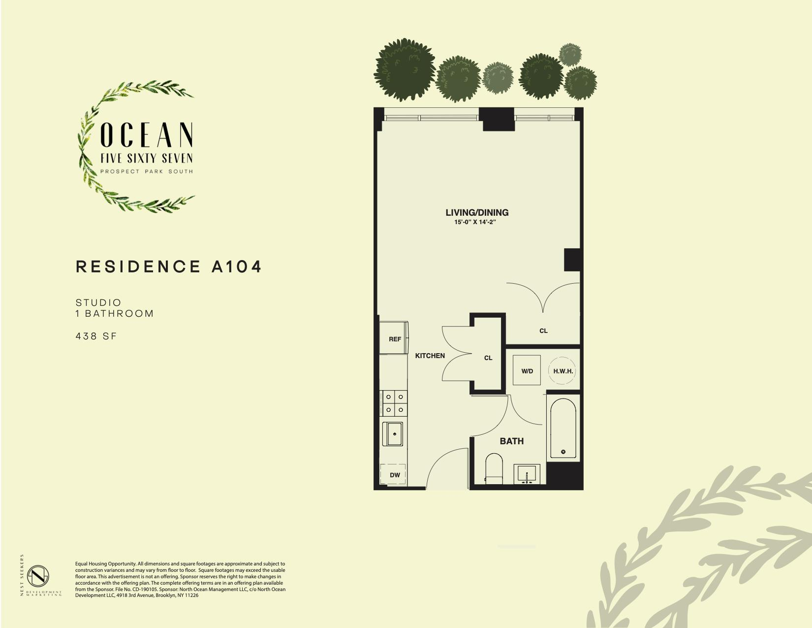567 Ocean Avenue Prospect Park South Brooklyn NY 11226