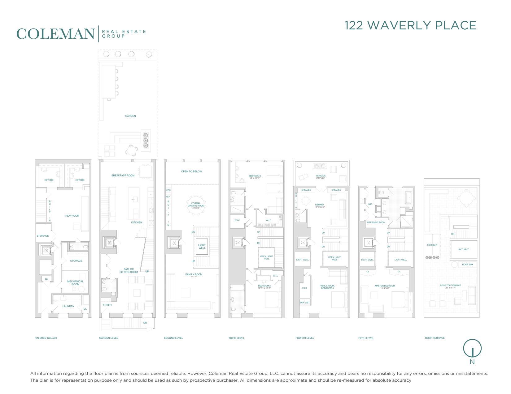 122 Waverly Place Greenwich Village New York NY 10011