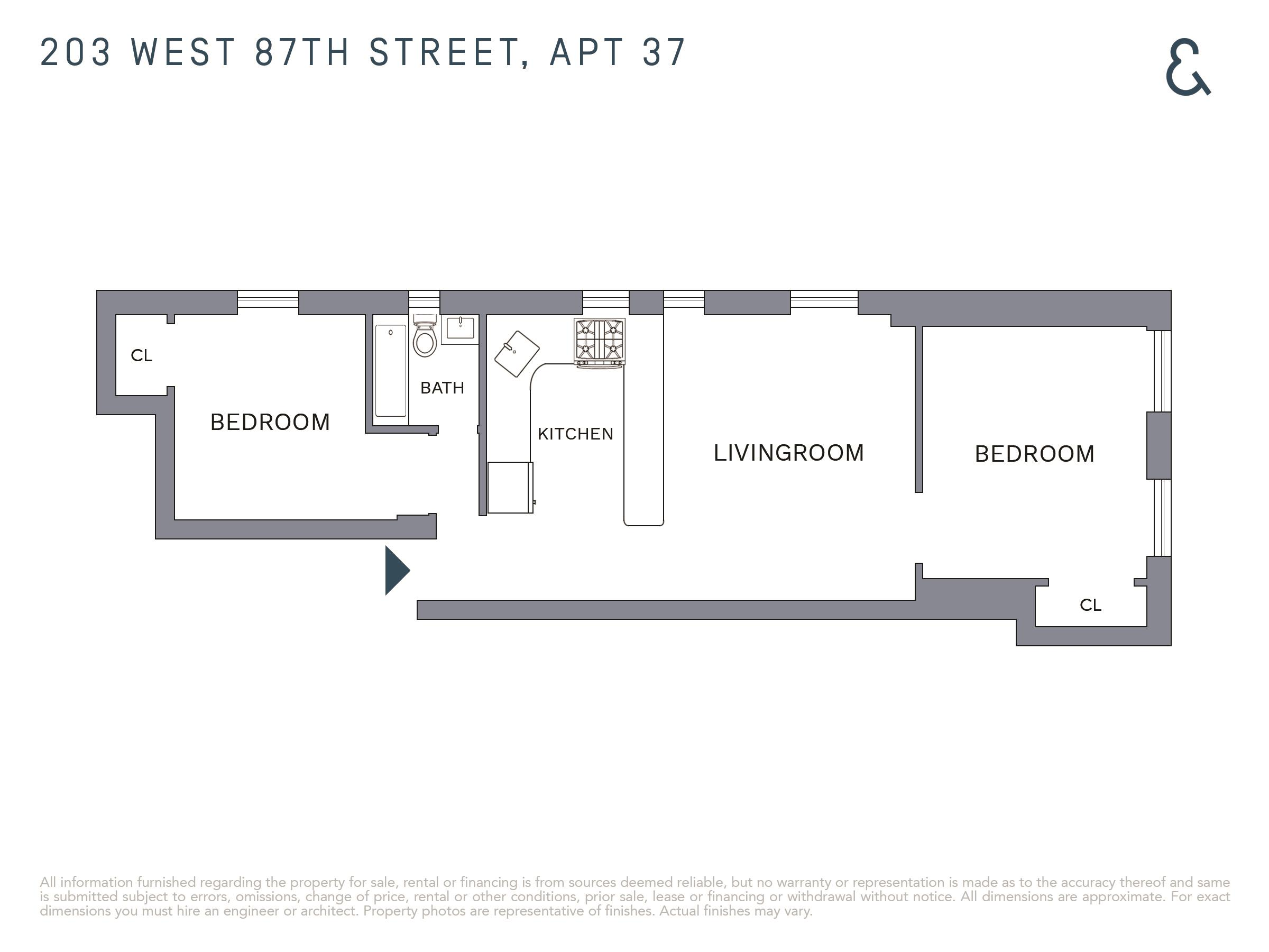 203 West 87th Street Upper West Side New York NY 10024