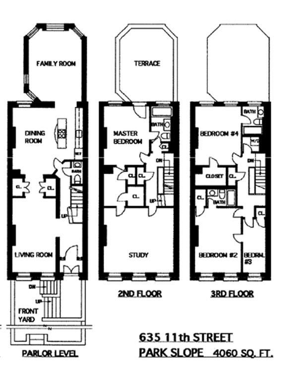 635 11th Street Park Slope Brooklyn NY 11215