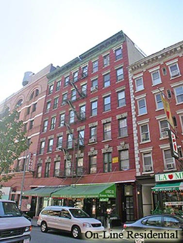 165 Mulberry Street Little Italy New York NY 10013