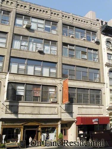 137 Duane Street Tribeca New York NY 10013
