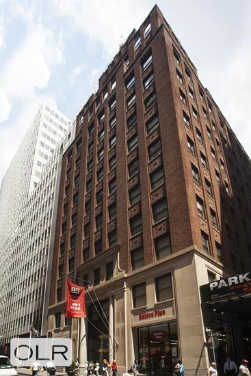85 John Street Seaport District New York NY 10038