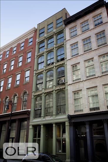 18 Mercer Street Soho New York NY 10013