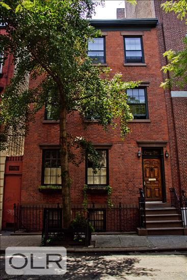 25 Barrow Street W. Greenwich Village New York NY 10014