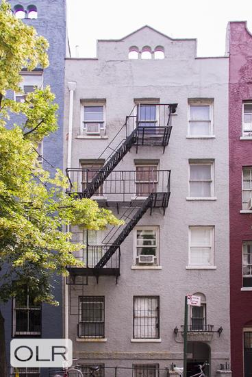 118 Perry Street W. Greenwich Village New York NY 10014