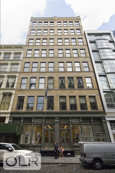 46 Mercer Street Soho New York NY 10013