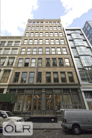 48 Mercer Street Soho New York NY 10013