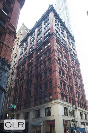 140 Nassau Street Seaport District New York NY 10038
