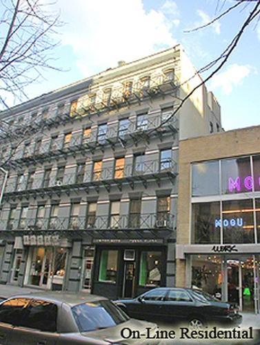260 Elizabeth Street Soho New York NY 10012