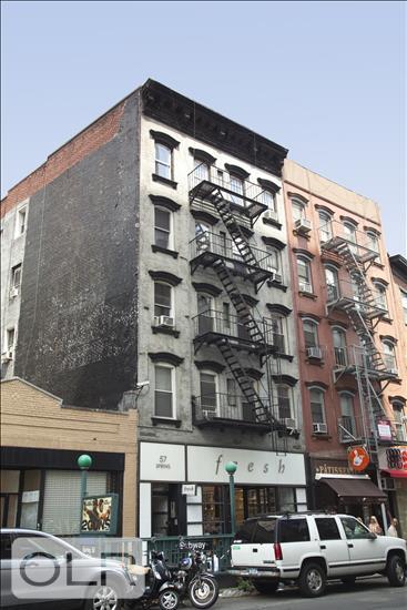 57 Spring Street Soho New York NY 10012