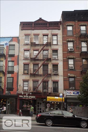 149 First Avenue E. Greenwich Village New York NY 10003