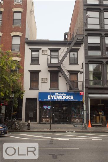 169 First Avenue E. Greenwich Village New York NY 10003