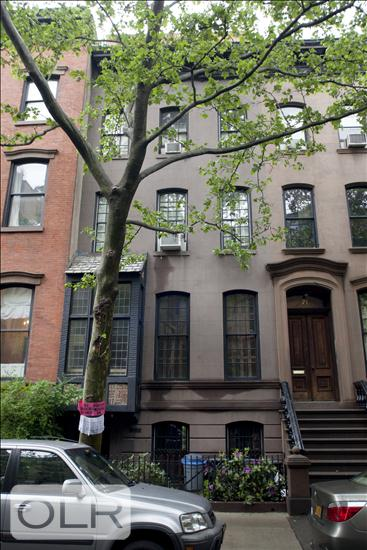 73 Perry Street W. Greenwich Village New York NY 10014