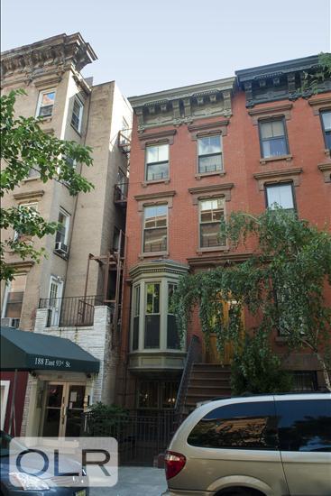 186 East 93rd Street Upper East Side New York NY 10128