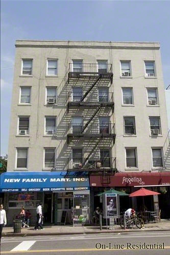 150 East 3rd Street E. Greenwich Village New York NY 10003