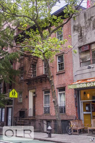 133 Christopher Street W. Greenwich Village New York NY 10014