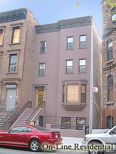 118 West 130th Street West Harlem New York NY 10027