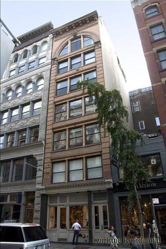 118 Spring Street Soho New York NY 10012