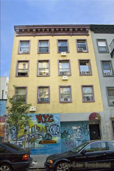 652 East 6th Street E. Greenwich Village New York NY 10003