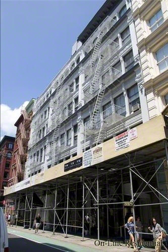 113 Prince Street 4-ER Soho New York NY 10012
