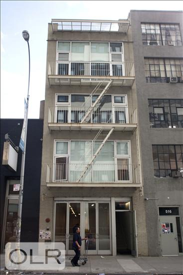 514 West 25th Street Chelsea New York NY 10001