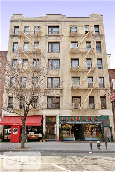 455 Hudson Street W. Greenwich Village New York NY 10014
