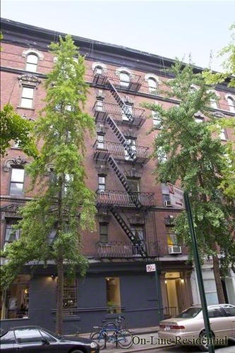 117 Perry Street W. Greenwich Village New York NY 10014