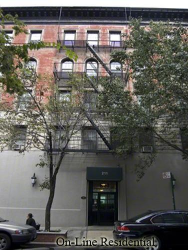 211 West 102nd Street Manhattan Valley New York NY 10025