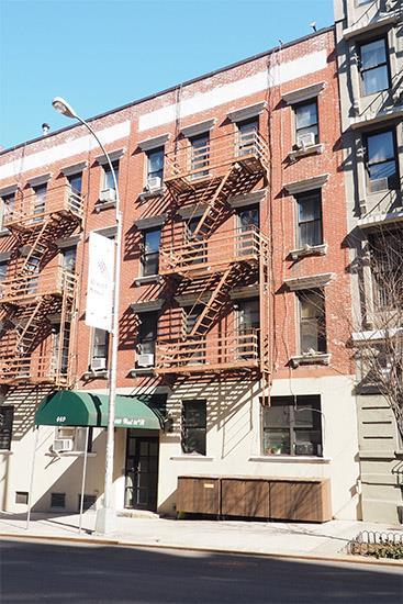 449 West 56th Street Clinton New York NY 10019