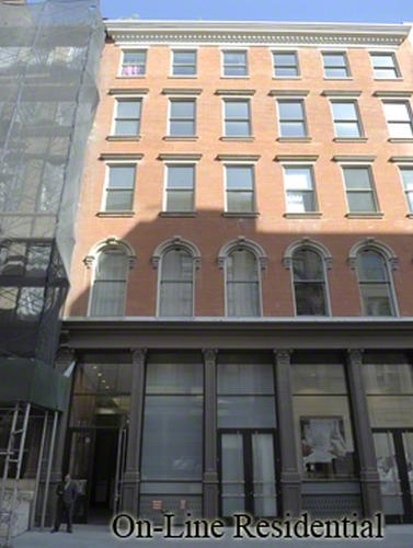 22 Mercer Street Soho New York NY 10013