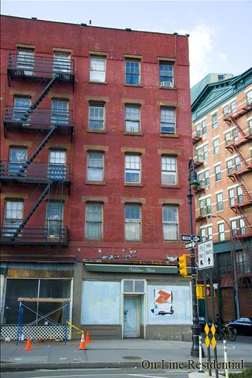 90 Bank Street W. Greenwich Village New York NY 10014