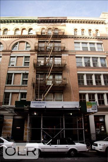 41 North Moore Street Tribeca New York NY 10013