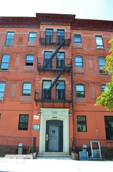 460 Throop Avenue Bedford Stuyvesant Brooklyn NY 11221