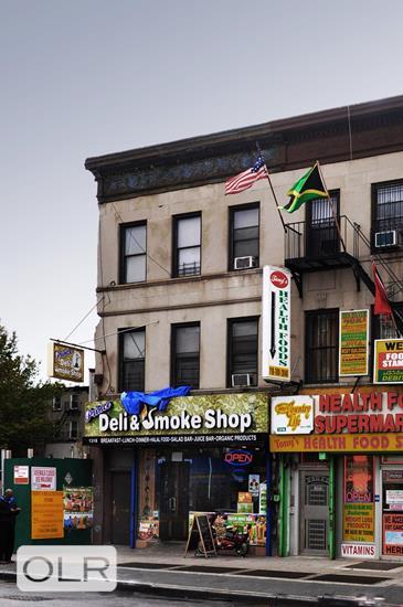 1318 Fulton Street Clinton Hill Brooklyn NY 11216