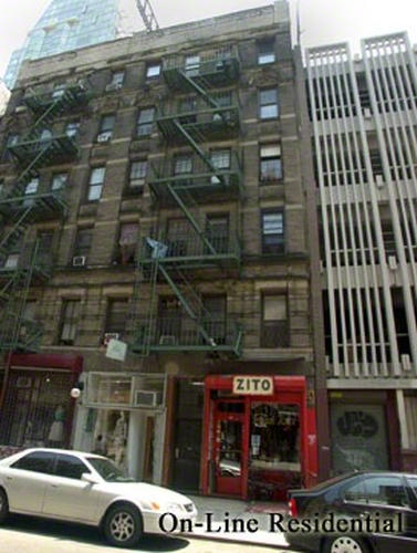 122 Ludlow Street Lower East Side New York NY 10002