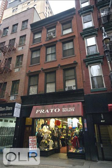 122 Nassau Street Seaport District New York NY 10038