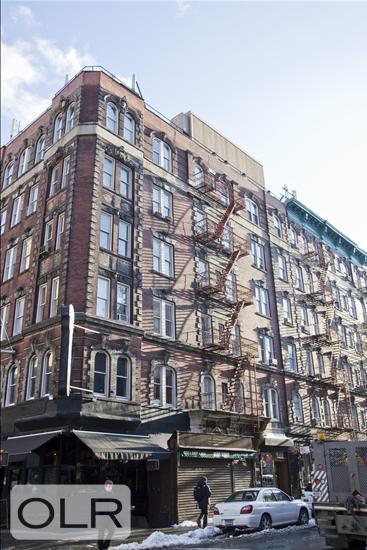 234-236 Thompson Street Greenwich Village New York NY 10012