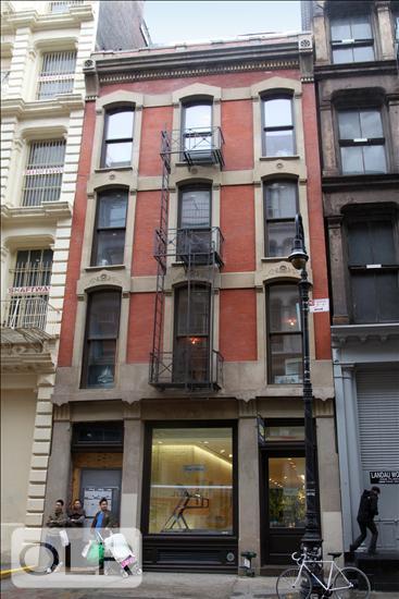 70 Greene Street Soho New York NY 10012