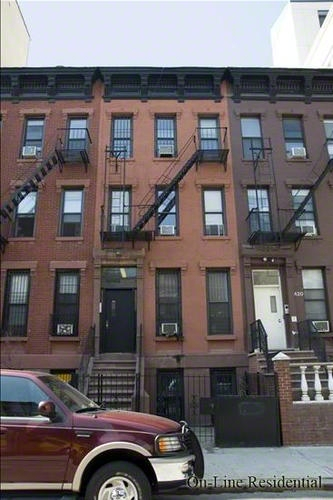 422 East 117th Street East Harlem New York NY 10035