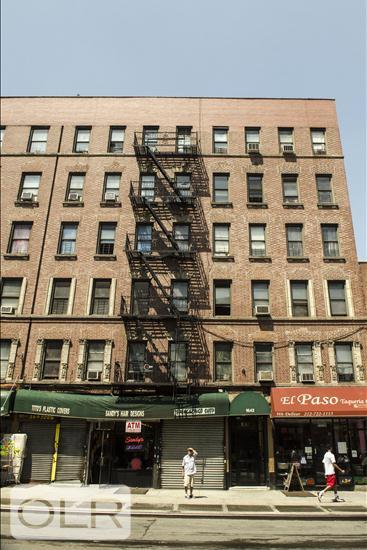 1642 Lexington Avenue East Harlem New York NY 10030