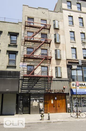 112 Rivington Street Lower East Side New York NY 10002