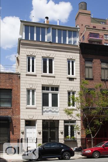 181 Christopher Street W. Greenwich Village New York NY 10014