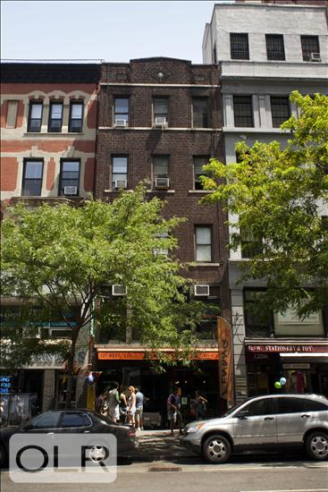 127 West 72nd Street Upper West Side New York NY 10023