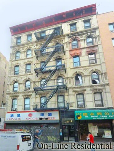 303 Broome Street Lower East Side New York NY 10002