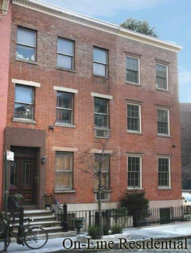 96 Bank Street W. Greenwich Village New York NY 10014