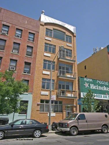 296 East 2nd Street E. Greenwich Village New York NY 10009