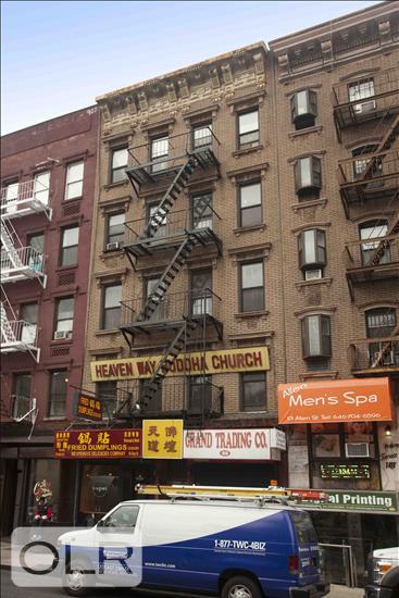 99 Allen Street Lower East Side New York NY 10002